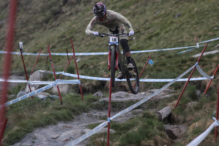 commencal fort william world cup amaury pierron