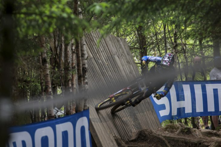 fort william world cup chain reaction nukeproof