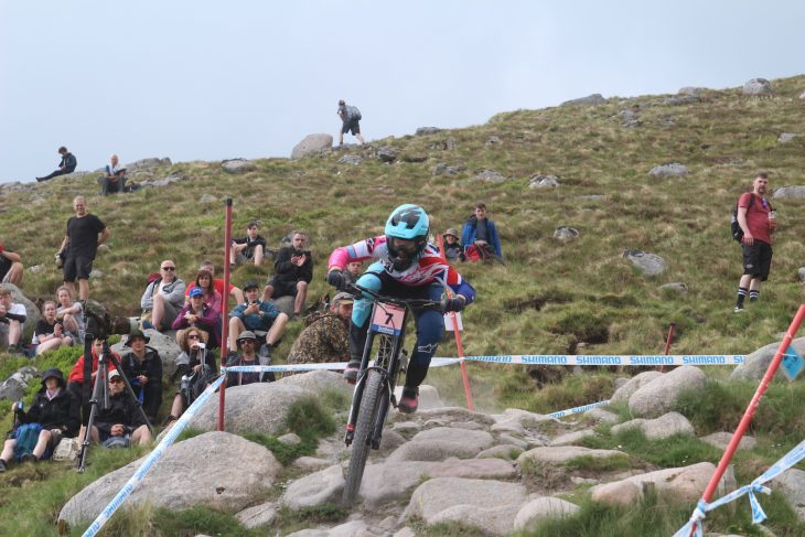 tracey hannah fort william world cup
