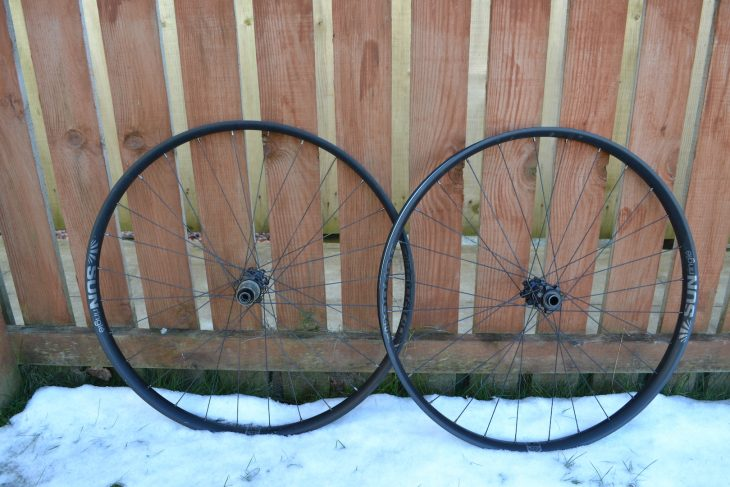 sun ringle duroc 40 plus wheels