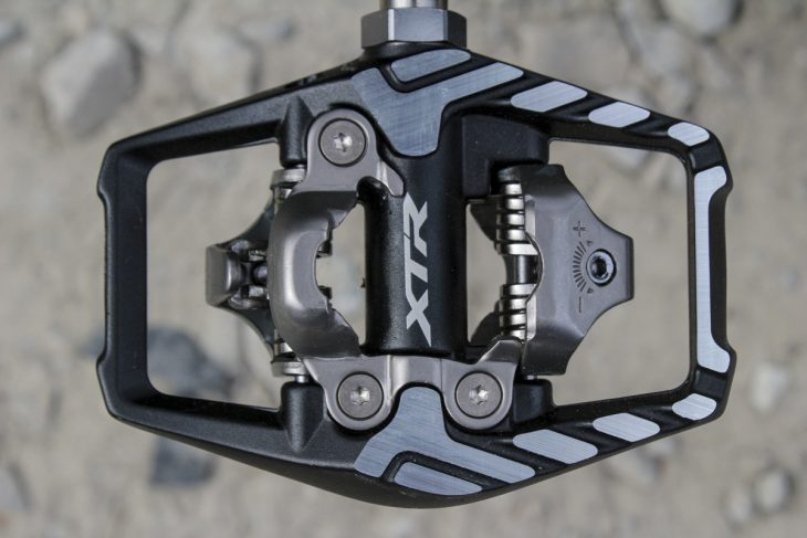 shimano xtr m9100 1x12 spd pedal
