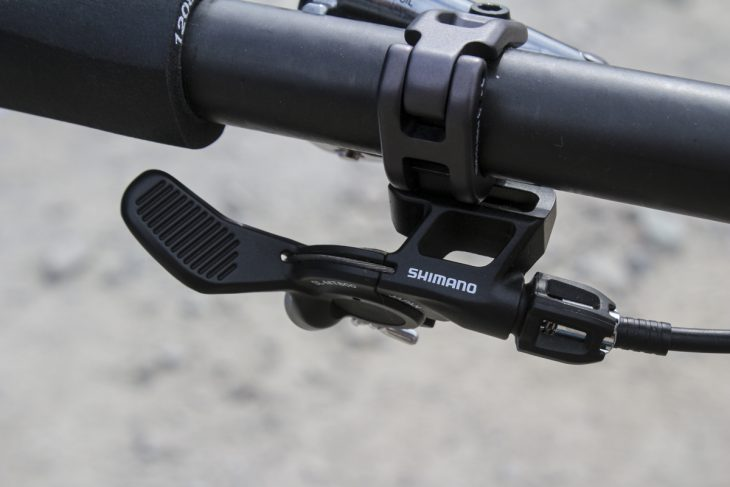 shimano xtr m9100 1x12 droper lever