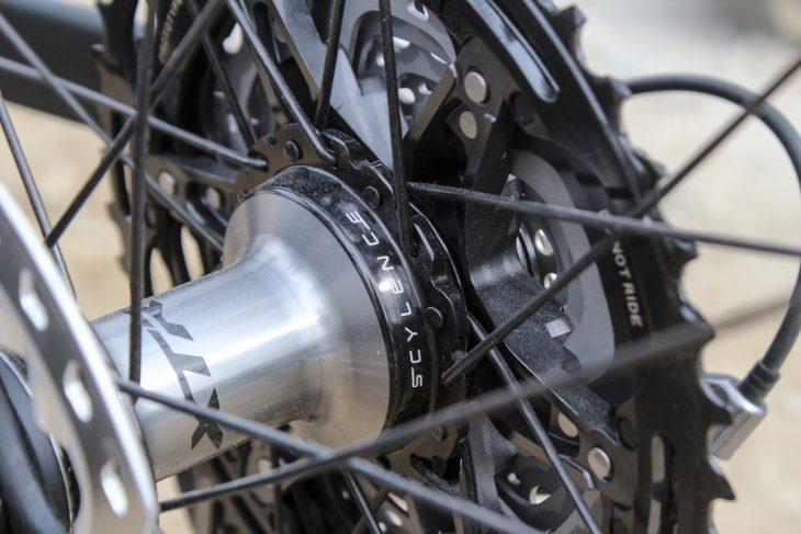 shimano xtr m9100 1x12 scylence hub freehub micro spline