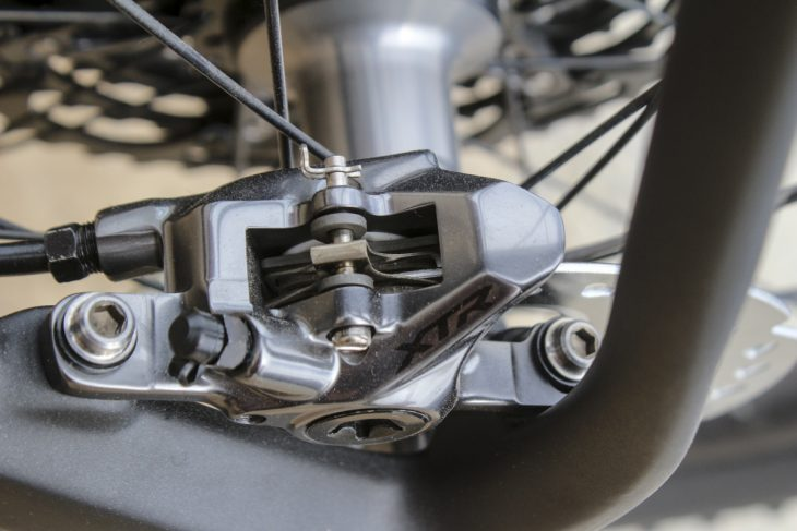 shimano xtr m9100 1x12 disc brake