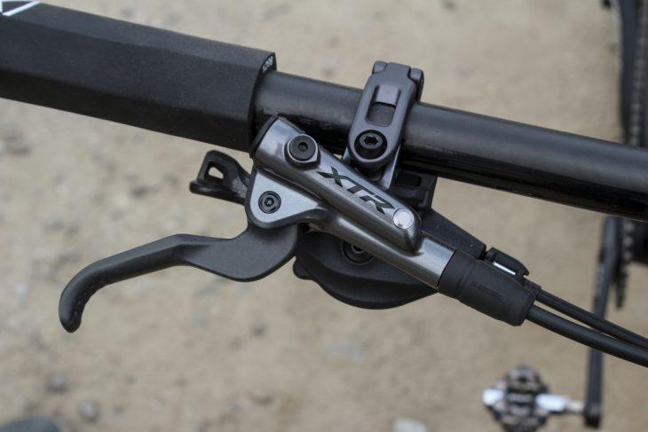 shimano xtr m9100 1x12 brake lever i-spec