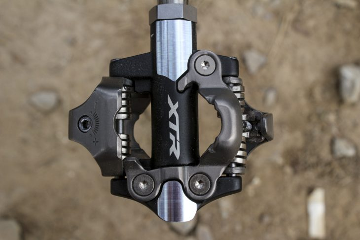 shimano xtr m9100 1x12 pedal spd