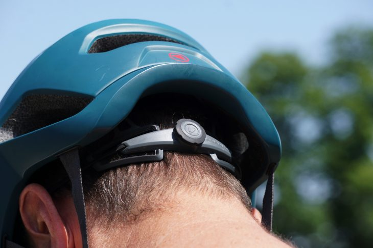endura singletrack II helmet review