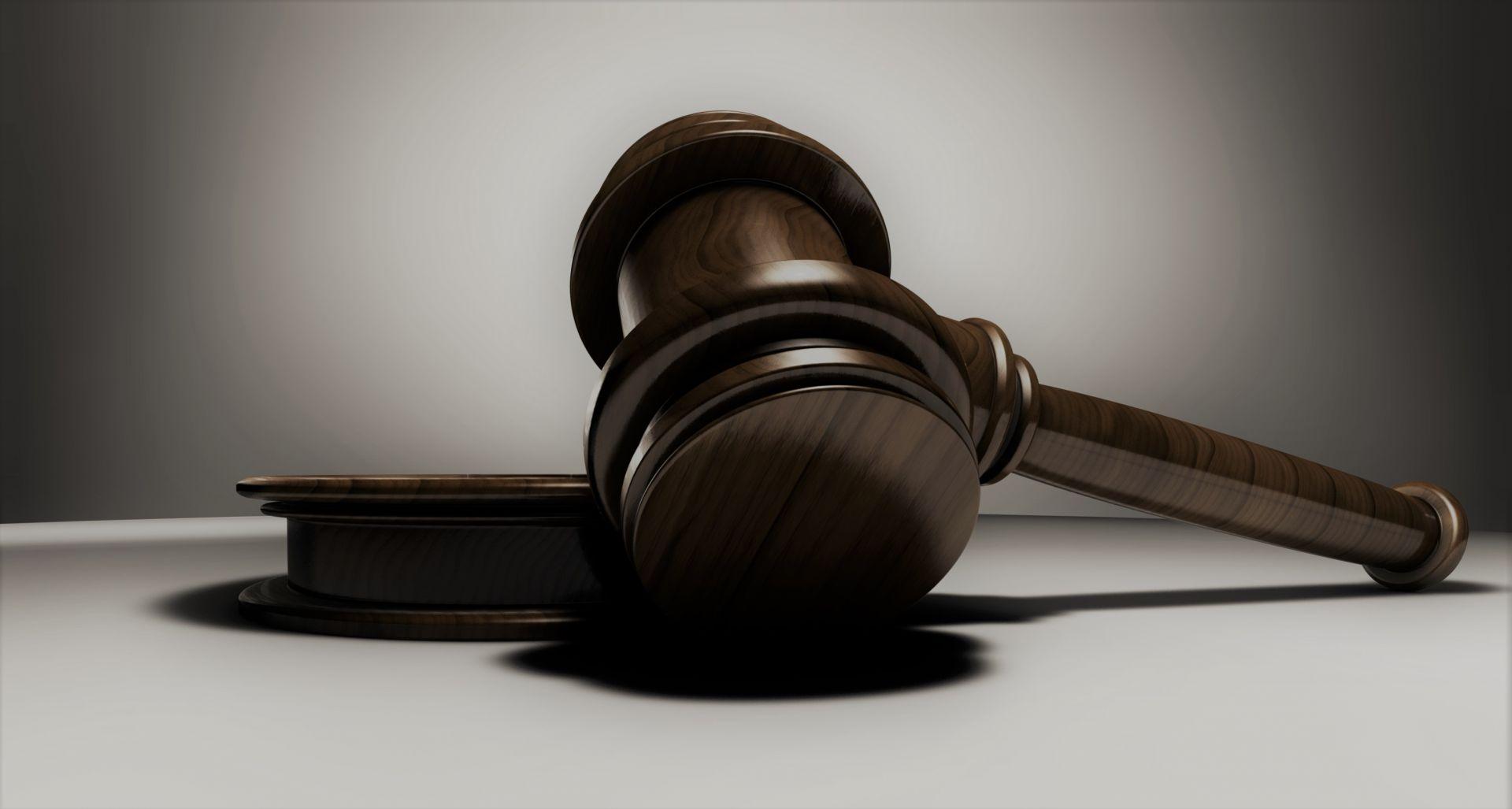 Tuomarin puinen nuija
