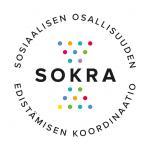 Sosiaalisen osallisuuden edistämisen koordinaation eli SOKRAn logo