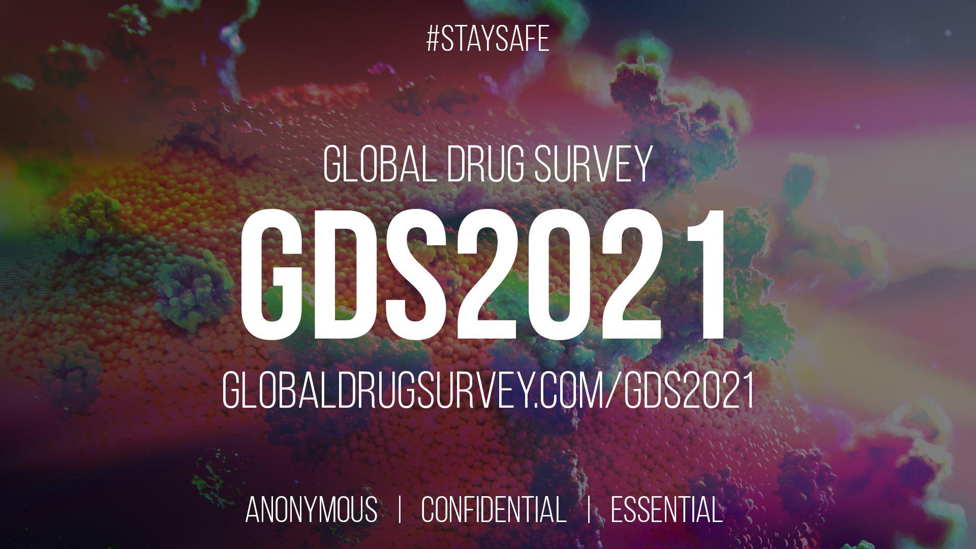 Global Drug Surveys kampanjakuva