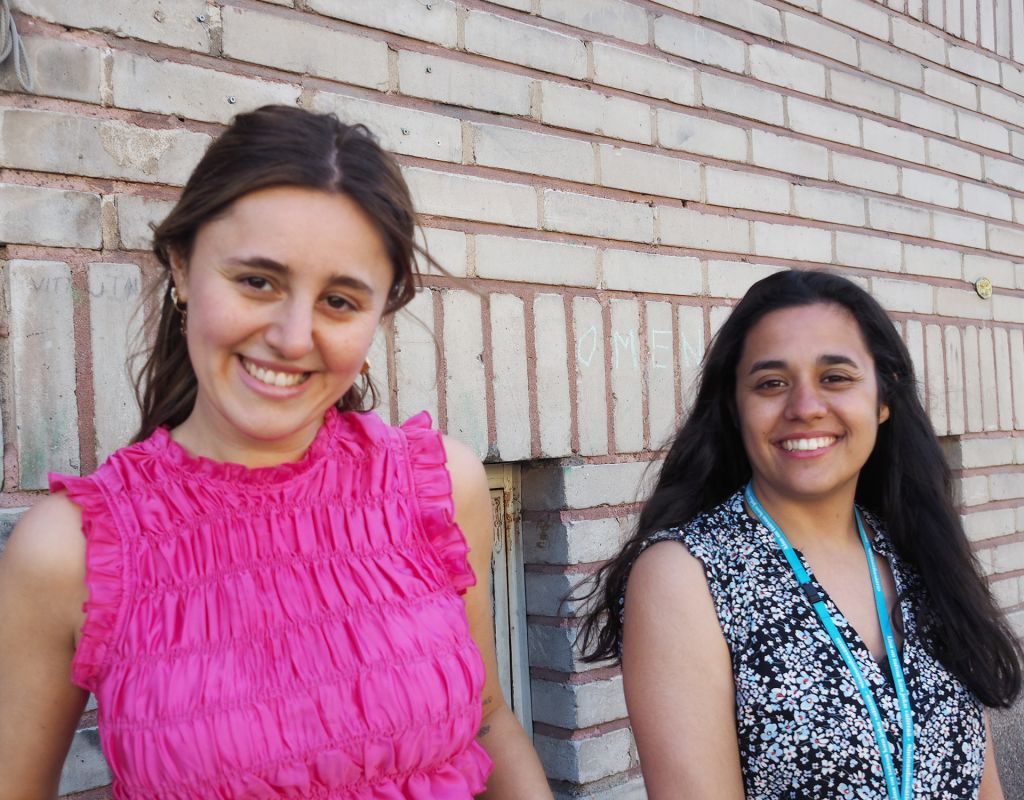 Sofia ja Ines