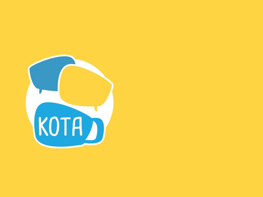 Kota -asumisneuvonnan logo.