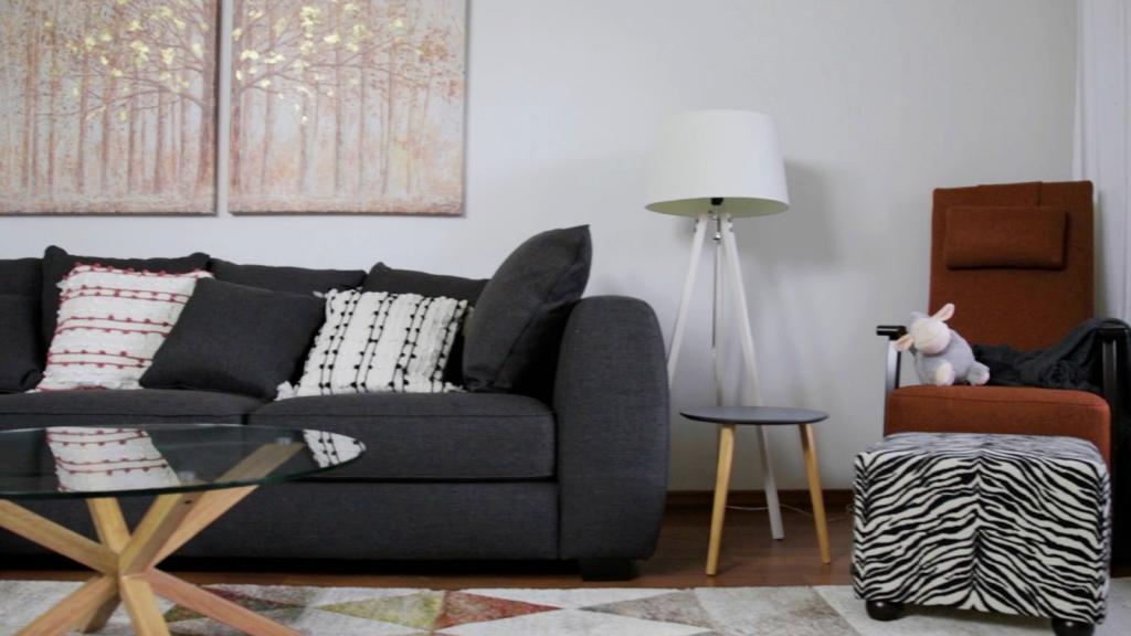 Asunto jossa huonekaluja