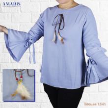 Blouse Wanita - Baju Atasan Wanita - Motif Polos - #1341