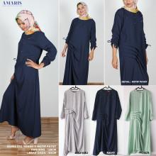 Dress Gamis - Maxi Dress 332 - Gamis Murah - Amaris