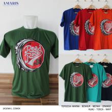 Tshirt Cowok Motif Road Race - Kaos Oblong Cowok Lengan Pendek Murah - Amaris