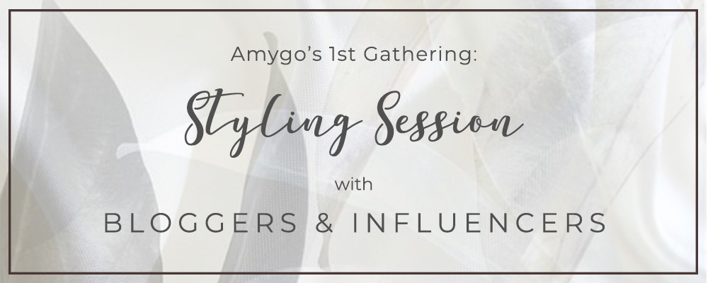 Amygo 1st Gathering : Sharing Session with Bloggers and Influencer image