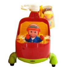 Kiddieland Activity Helicopter
