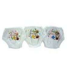 COSTLY-  Celana Segi 3 Rip - Let's Learn To Count - size newborn-3 pc