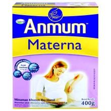 Anmum Materna Plain 400gr @3pcs