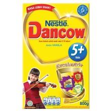 Dancow 5+  Susu Pertumbuhan - Vanila - 800gr @3Dus (R)