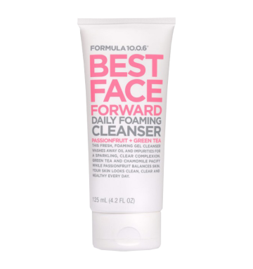 FORMULA 10.0.6 Best Face Forward, Daily Foaming Cleanser (125ml) image