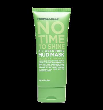 FORMULA 10.0.6 Oil Absorbing Mud Mask (100ml) image