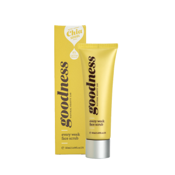 GOODNESS Every Week Face Scrub (50ml) image