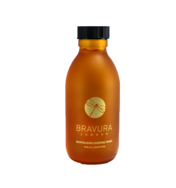 BRAVURA Revitalising Ginseng Toner With Glycolic Acid 5% (150ml) image