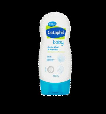 CETAPHIL Baby Gentle Wash and Shampoo (230ml) image