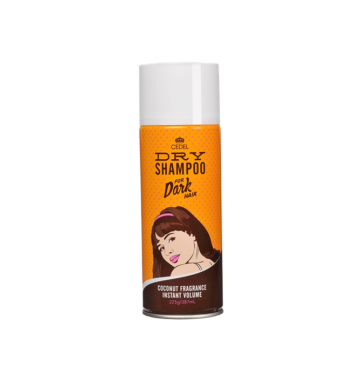CEDEL Dry Shampoo for Dark Hair (30g) image