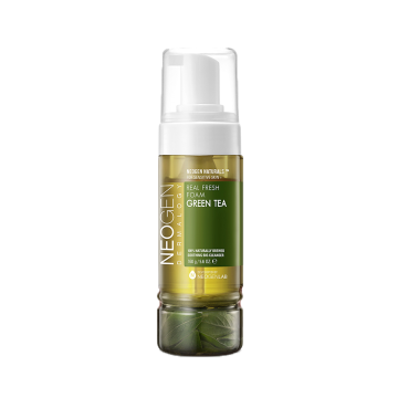NEOGEN Green Tea Real Fresh Foam Cleanser (160g) image