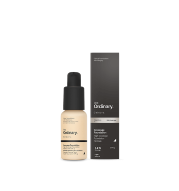 THE ORDINARY Colours Coverage Foundation - 1.2 N (30ml) image
