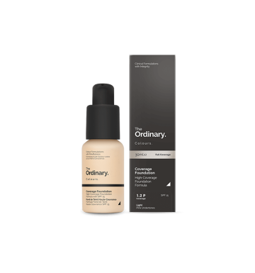 THE ORDINARY Colours Coverage Foundation - 1.2 P (30ml) image