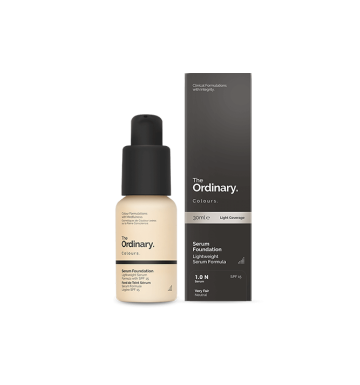 THE ORDINARY Colours Serum Foundation - 1.0 N (30ml) image