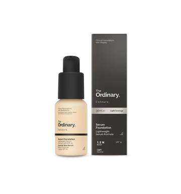 THE ORDINARY Colours Serum Foundation - 1.2 N (30ml) image