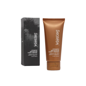 SENSATIA BOTANICALS Unscented Sensitive Cream Cleanser (100ml) image