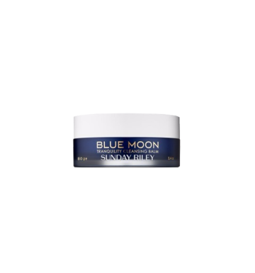 SUNDAY RILEY Blue Moon Tranquility Cleansing Balm (30g) image