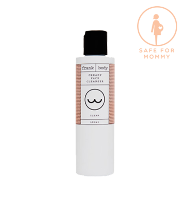 FRANK BODY Creamy Face Cleanser (180ml) image