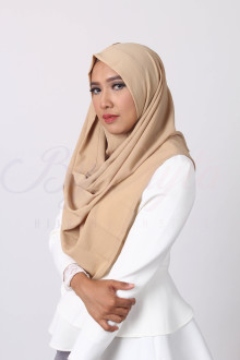 Caramel Cream Hijab