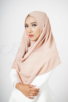 Latte Cream Hijab