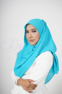Cyan Hijab