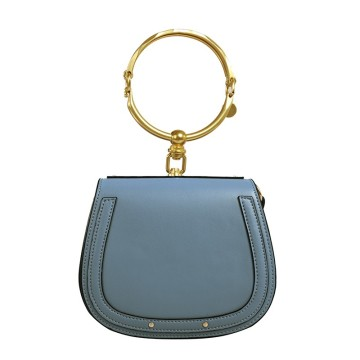 Irene Blue Ring Bag