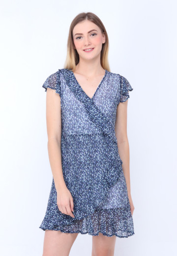 GEE EIGHT DIANE DRESS (DS 1371)