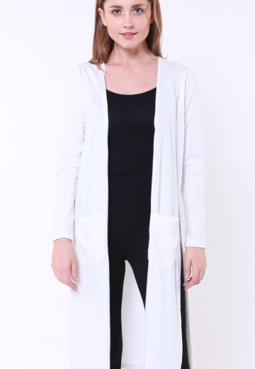 GEE EIGHT WHITE OUTER (JC 519)