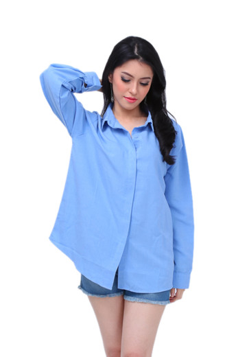 BASIC BLUE SHIRTS (SH 334)