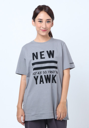 GEE EIGHT NEW YAWK GREY (T3233)