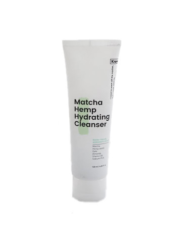 Krave Beauty Matcha Hemp Hydrating Cleanser image
