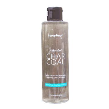 """Humphrey skin care Activated Charcoal """"Detox"""" Natural Facial Wash 200ml"""