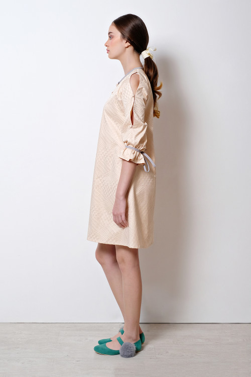 Azel Coat Dress